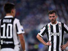 Juventus senza Pjanic numeri