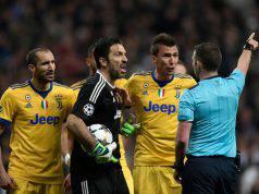Real-Juve Oliver UEFA
