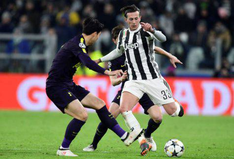 Calciomercato Juventus Bernardeschi Milenkovic Veretout Fiorentina