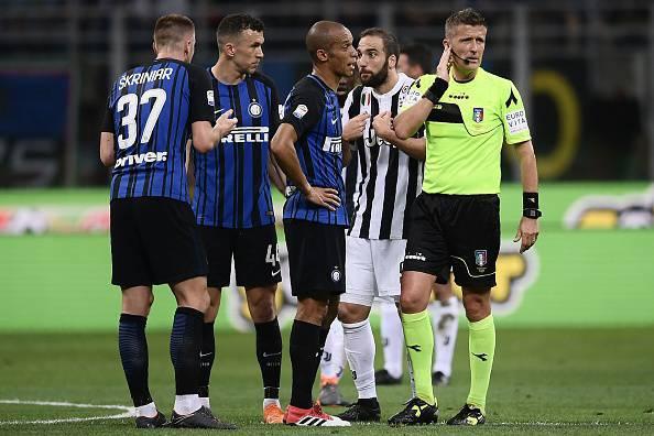 polemiche Inter-Juve
