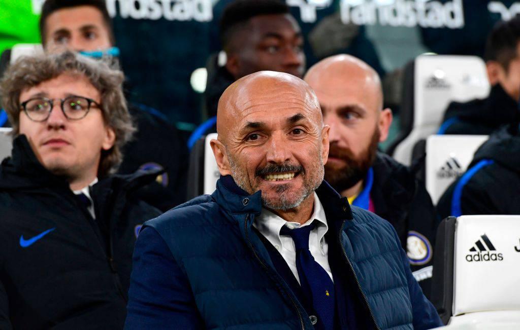 Inter-Juve Spalletti