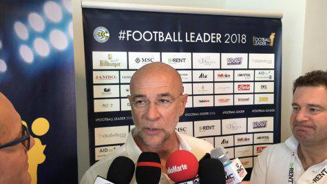 Football leader 2018 ballardini