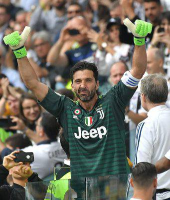Calciomercato Juventus, Buffon