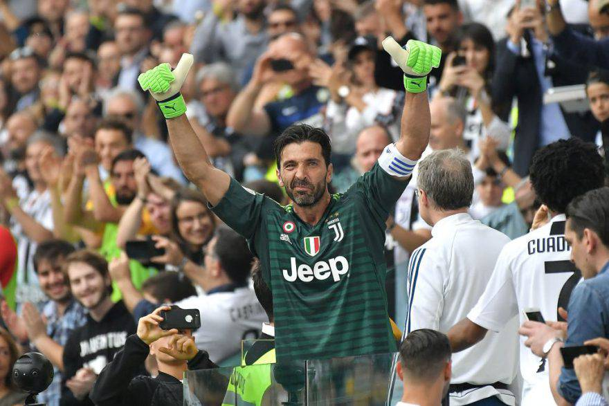 Buffon carriera