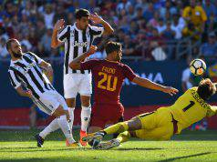Roma-Juventus International Champions Cup amichevoli