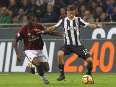 Dybala Juve-Milan Coppa Italia