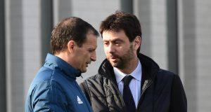 Agnelli società Juventus