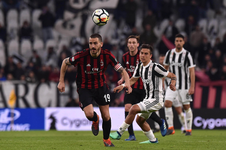 Juventus-Milan Finale Coppa Italia Cronaca live