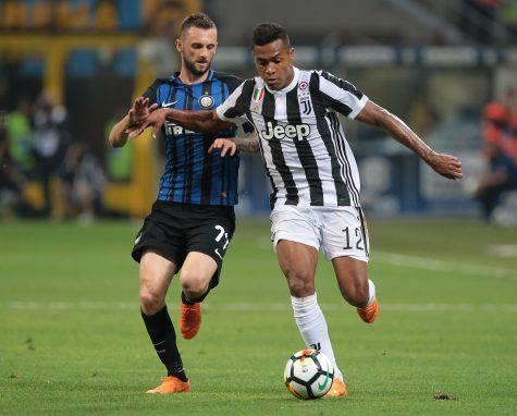 Alex Sandro calciomercato Juventus rinnovo