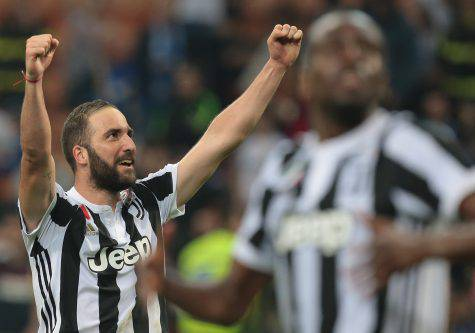 calciomercato Juventus Higuain Chelsea Psg
