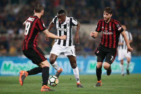 Juventus, Timossi: