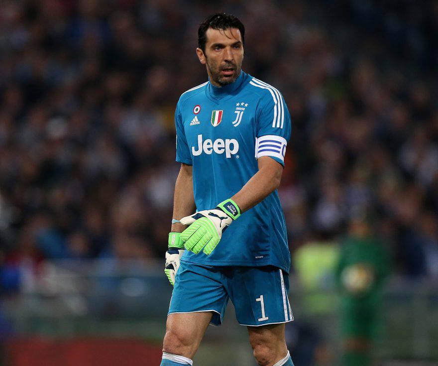 Sabato l'ultima da giocatore per Gianluigi Buffon