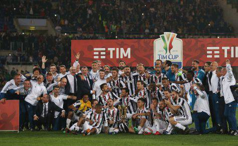 Juve-Milan Coppa Italia Juventus