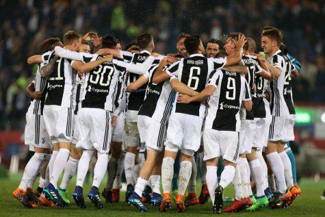 Roma-Juventus cronaca live Serie A Roma Juventus