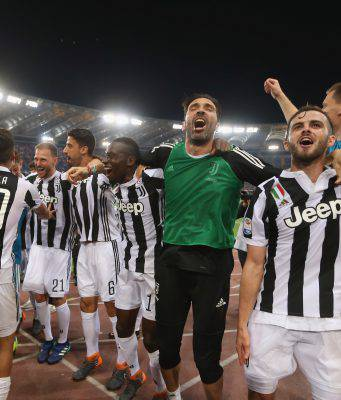 Juventus Verona live scudetto cronaca