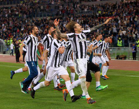 Scudetto Juventus curiosità