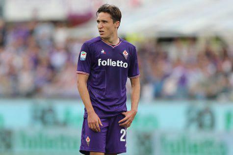 Calciomercato Juve Chiesa Pjaca Fiorentina