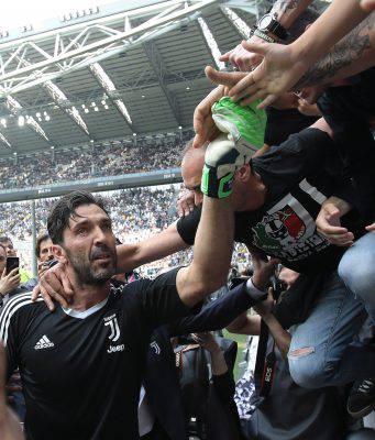 addio Buffon