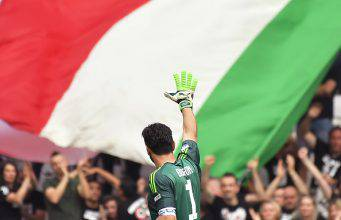 Buffon pagelle voto 10