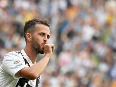 gol Pjanic brescia Juventus