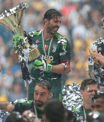Juventus scudetto Buffon