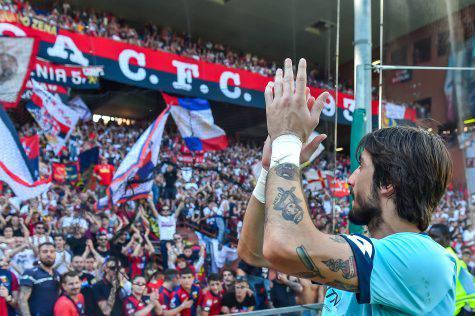 Mattia Perin calciomercato Juventus portiere Genoa