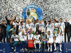 Real Madrid Champions League Juventus