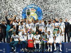 Real Madrid Champions League Juventus