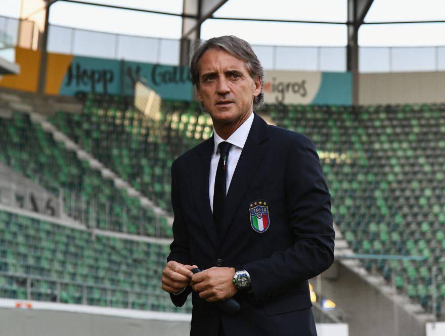 Mancini Italia Juventus