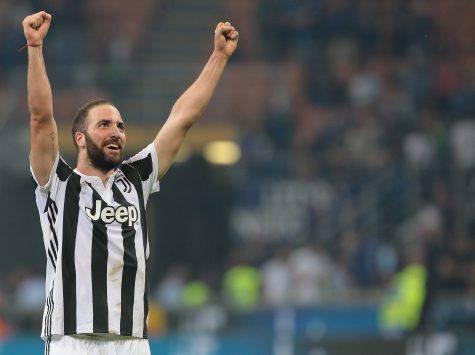 calciomercato Juventus Higuain