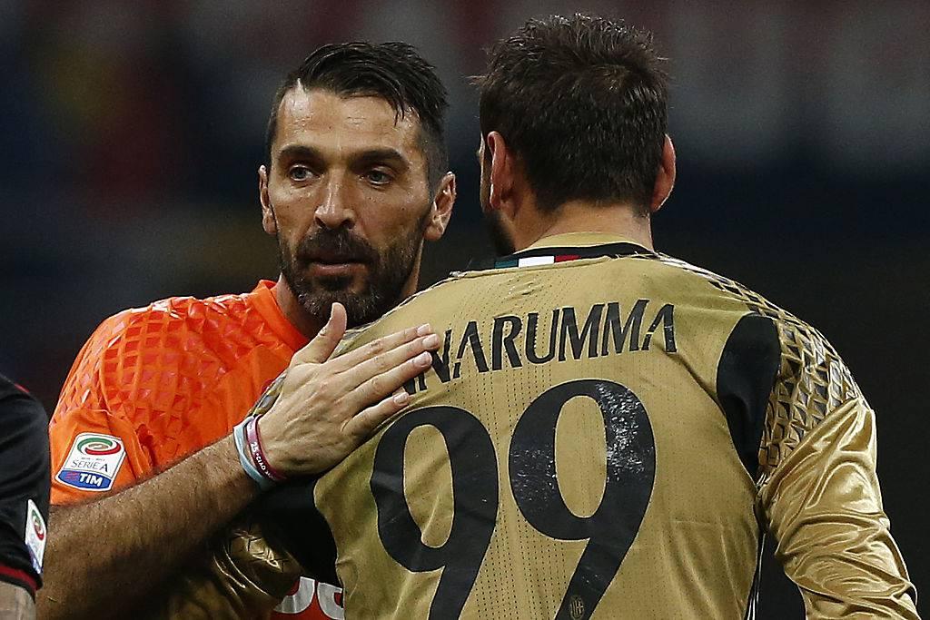 Finale Coppa Italia Juventus-Milan precedenti stastistiche Buffon Donnarumma Dybala Higuain