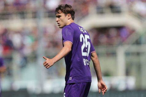 La Fiorentina chiede 60 milioni per Chiesa