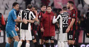 Calciomercato Juve-Milan Bonaventura Romagnoli Donnarumma Cuadrado Mandzukic Pjaca Coppa Italia