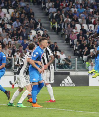 Calciomercato Juventus Napoli Koulibaly Rugani contropartita