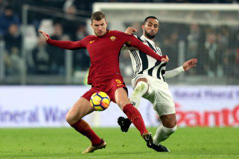 Roma-Juventus Dzeko Higuain statistiche numeri a confronto