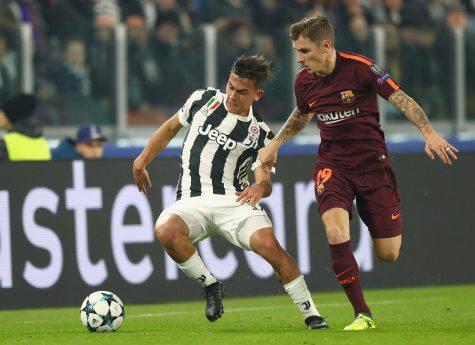 calciomercato Juventus Digne Bayern Monaco