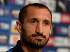 Chiellini capitano Juventus