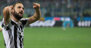 Higuain Inter Juventus