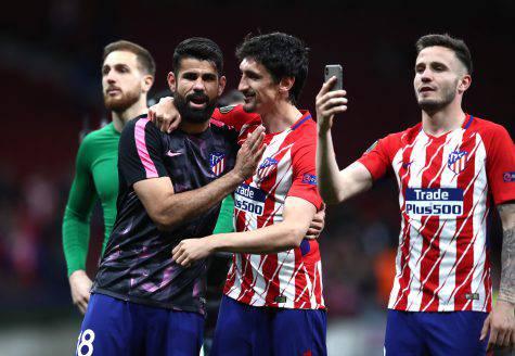 Calciomercato Juve Stefan Savic Atletico Madrid