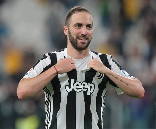Calciomercato Juventus Higuain Rugani Chelsea Kante