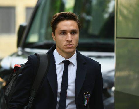 Chiesa calciomercato Juventus