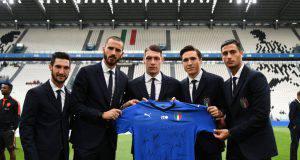 Italia Olanda fischi Bonucci