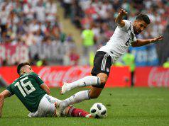 Sami Khedira Germania Messico