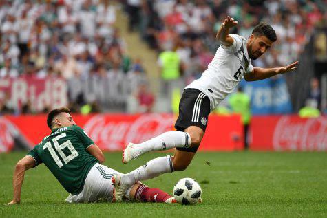 Sami Khedira Germania Messico