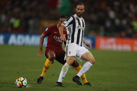 calciomercato Juventus Higuain Atletico Madrid