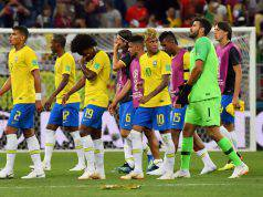 Mercato Juve Thiago Silva Marquinhos Taison Campbell Brasile-Costa Rica Mondiale 2018