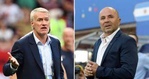 Francia-Argentina Mercato Juve Pavon Kanté Mondiali 2018 Sampaoli Deschamps