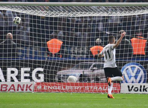 Calciomercato Juve Cerri Gacinovic Willems Eintracht