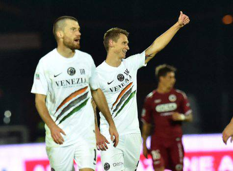 Mercato Juve Stulac Venezia-Palermo playoff Serie B