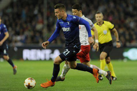 Milinkovic-Savic calciomercato Juventus